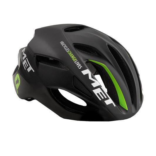 MET Rivale Team Dimension Data HES Road Helmet
