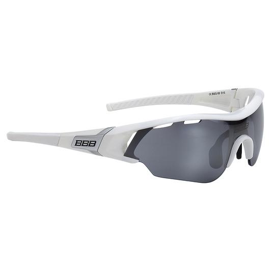 BBB Summit Sunglasses Smoke Mirror Lens