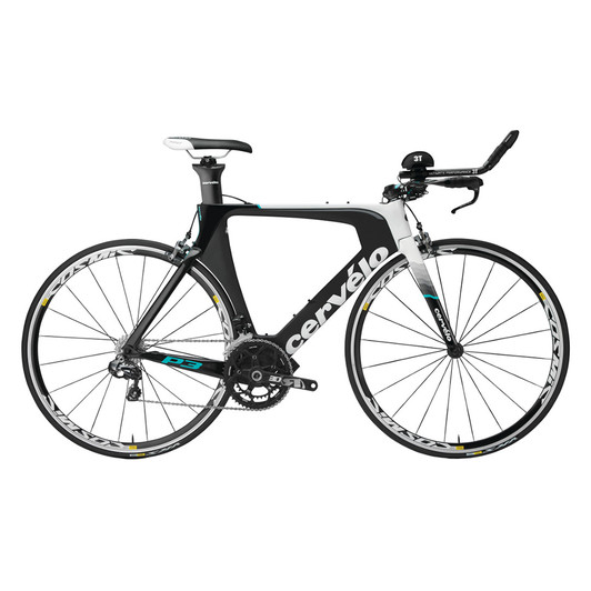 Cervelo P3 Ultegra Di2 Triathlon Bike 2017