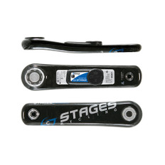 Stages Cycling Carbon Power Meter Crank Arm BB30 Interface Left Arm