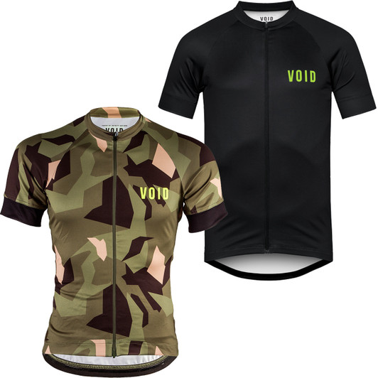 VOID Endurance Short Sleeve Jersey
