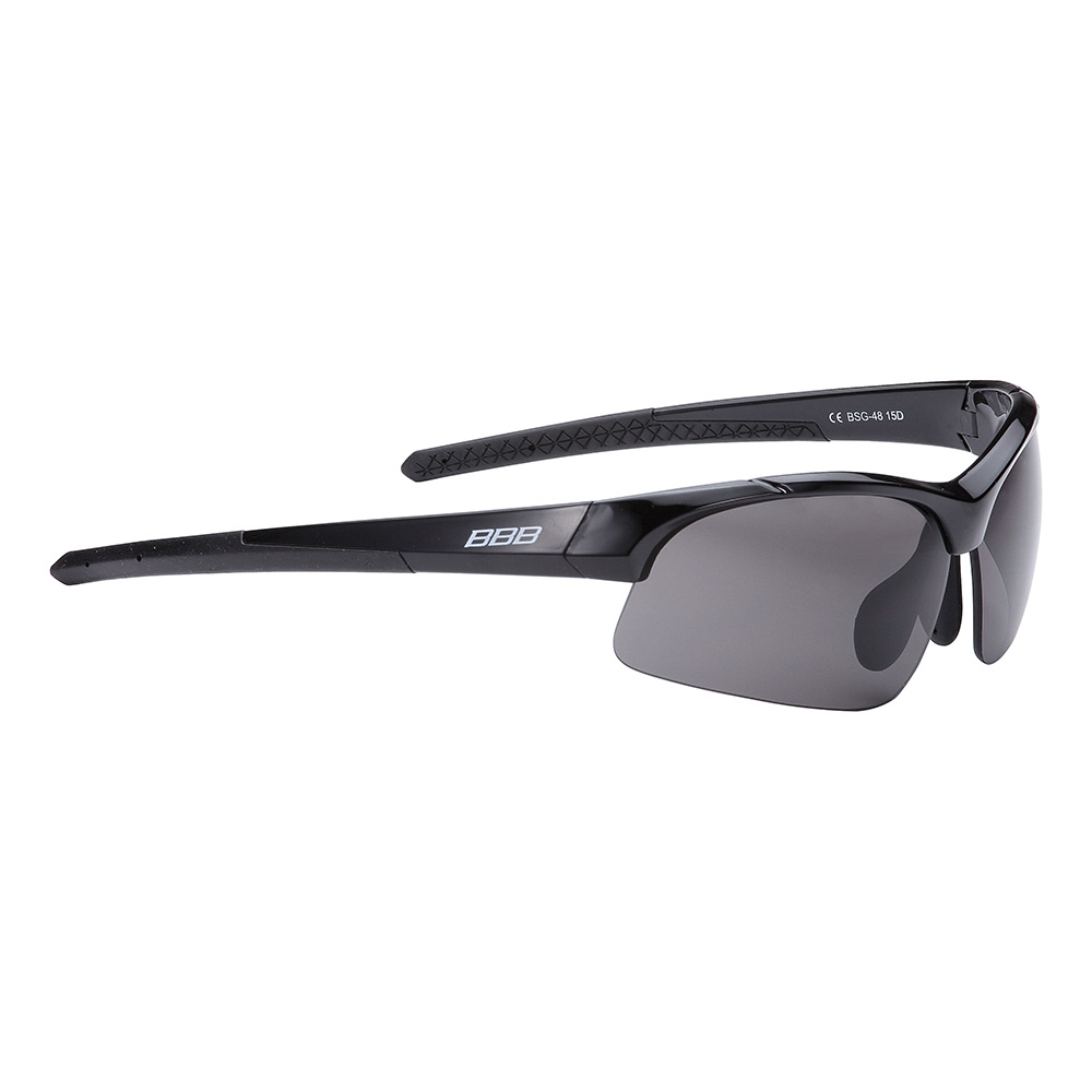 BBB BSG-48 Impress Small Fit Sunglasses With Smoke Lens