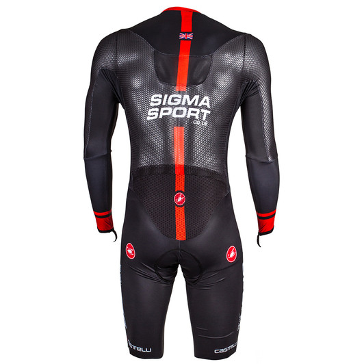 Sigma Sport Castelli Body Paint 3.0 Long Sleeve Speed Suit