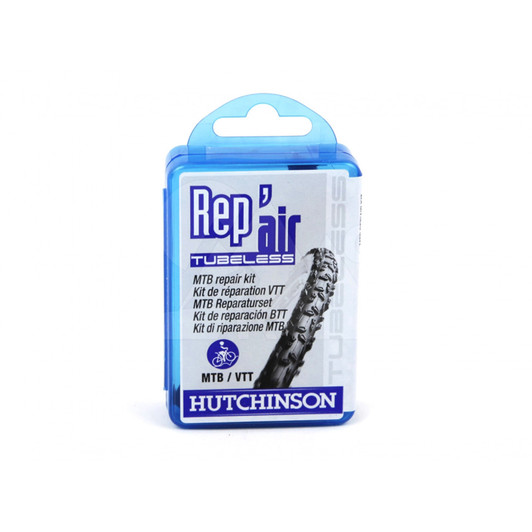 Hutchinson RepAir Tubless Tyre Repair Kit MTB