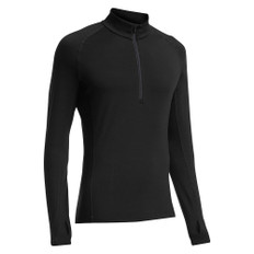 Icebreaker Zone Half Zip Long Sleeve Baselayer