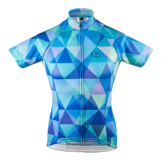 Queen Of The Mountains Ventoux Classic Womens Short Sleeve Jersey