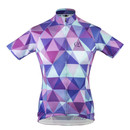 Queen Of The Mountains Classic Womens Short Sleeve Jersey