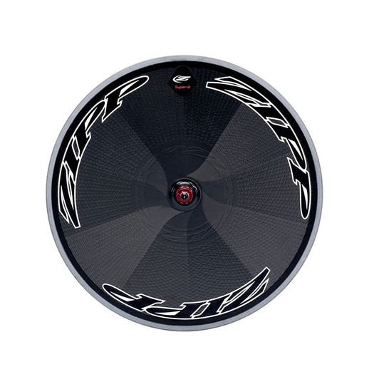 Zipp Super-9 Disc Rear Wheel Tubular 10/11 Speed Black Decal
