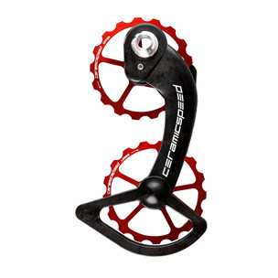 CeramicSpeed Oversized Pulley Wheel System For Shimano Ultegra/Dura Ace