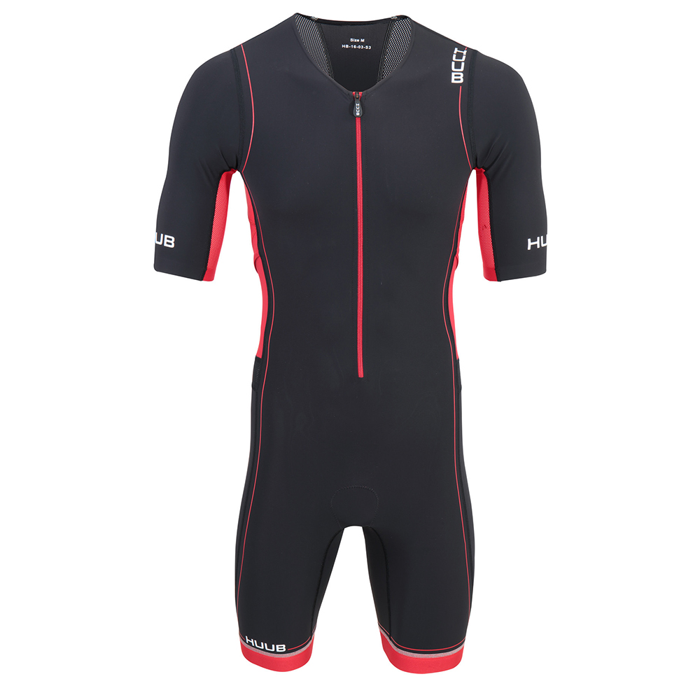HUUB Core Long Course Sleeved Mens Trisuit