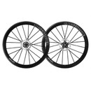 Lightweight Meilenstein Clincher Centrelock Disc Brake Wheelset