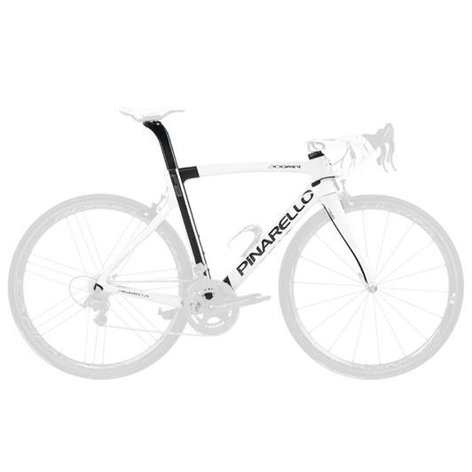 Pinarello Dogma F8 Frameset 685 -White/ Black