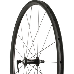 ENVE 2.2 SES Clincher Front Wheel Chris King R45 Black Hub