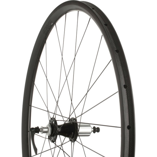 ENVE 2.2 SES Clincher Rear Wheel Chris King R45 Hub Black Shimano