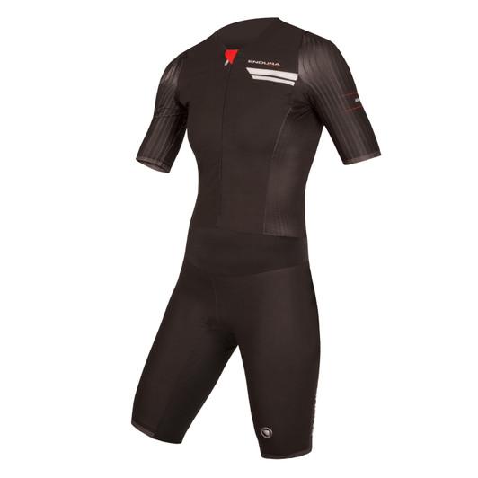 Endura QDC Drag2Zero Short Sleeve Women's Lite Trisuit