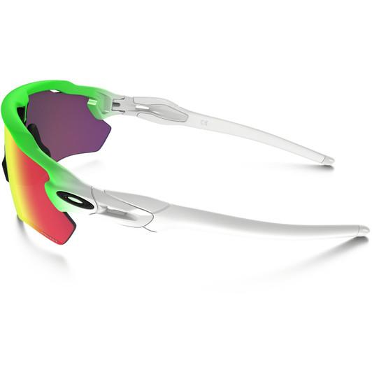 680ed64bb0 ... Oakley Radar EV Path Green Fade Sunglasses PRIZM Road Lens