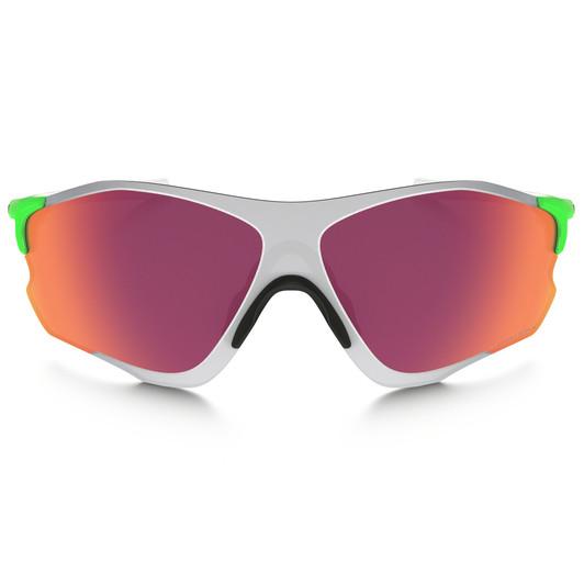 Oakley EVZero Path Green Fade Sunglasses PRIZM Field Lens