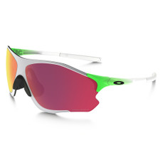 Oakley EVZero Path Green Fade Sunglasses PRIZM Field Lens
