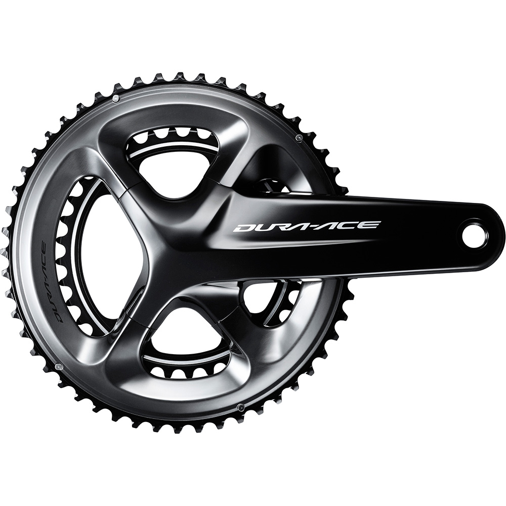 Shimano Dura-Ace 9100 Double Chainset - HollowTech II 53/39T