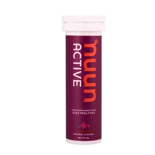 Nuun Active Electrolyte Hydration Tablets