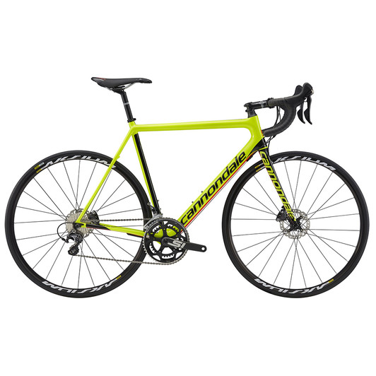 Cannondale SuperSix Evo Disc Ultegra Road Bike 2018