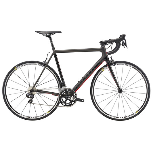 Cannondale SuperSix Evo Ultegra Di2 Road Bike 2017