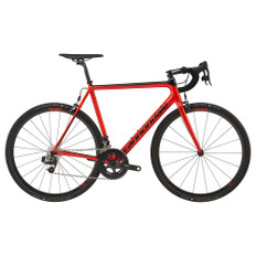 Cannondale SuperSix Evo Hi-Mod Red eTap Road Bike 2017