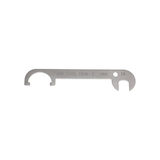 Park Tool OBW3C - Offset Brake Wrench 14 Mm, Brake Centring Tool