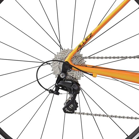 Specialized Allez DSW SL Sprint Comp Road Bike 2017