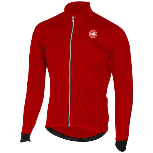 Castelli Puro 2 Full Zipped Long Sleeve Jersey