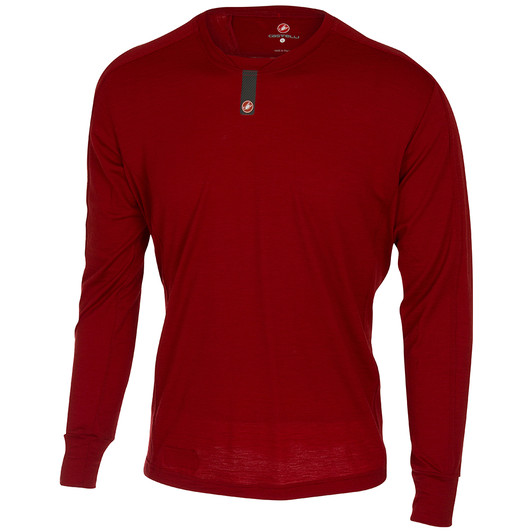 Castelli Procaccini Wool Long Sleeve Base Layer