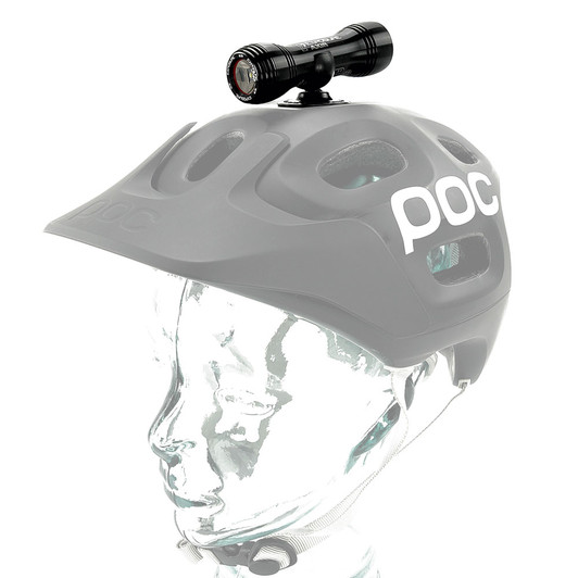 Exposure Lights Axis Mk4 Front Light + Helmet Mount