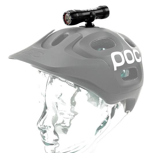 Exposure Lights Joystick Mk11 Front Light W/ Helmet/Handlebar Mount