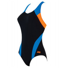 Zoggs Miami Crossback Swimsuit