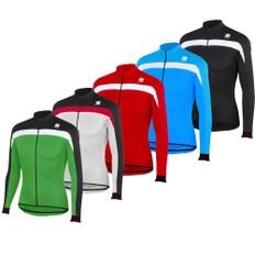 Sportful Pista Long Sleeve Jersey Full Zip