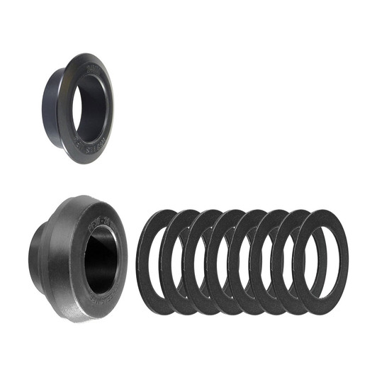 Wheels Manufacturing BBRight To Shimano 24mm Crank Spindle Shims