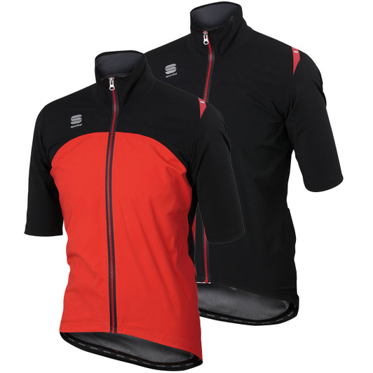 Sportful Fiandre Windstopper LRR Short Sleeve Jersey