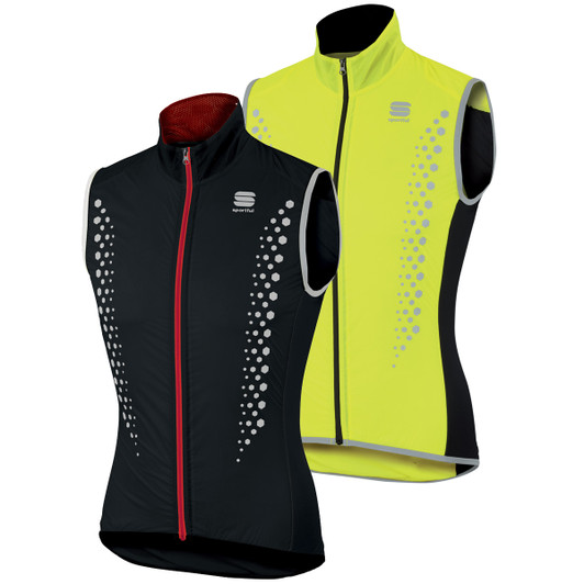 Sportful Hot Pack Hi-Viz Gilet