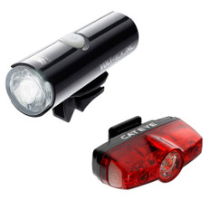 Cateye Volt 400 XC/Rapid Mini Light Set