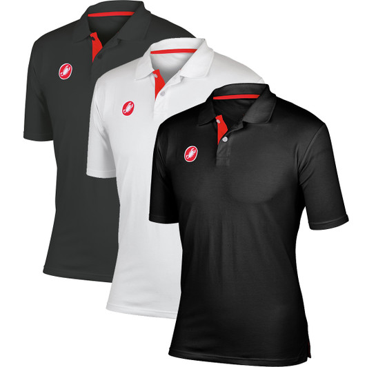 Castelli Race Day Polo