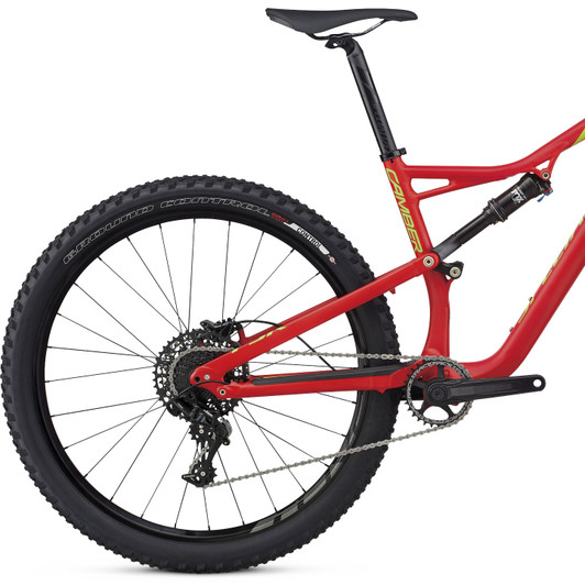 Specialized Camber Comp 650b Disc Mountain Bike 2017