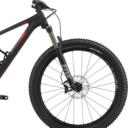 Specialized Fuse Expert Carbon 6Fattie Disc Mountain Bike 2017