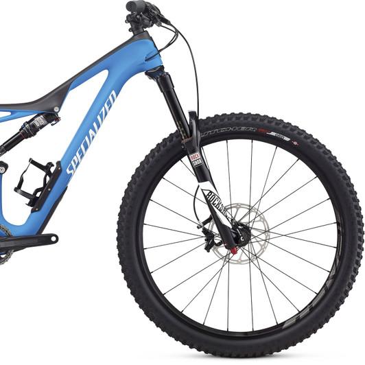 Specialized Stumpjumper FSR Comp Carbon 650b Disc Mountain Bike 2017 ...