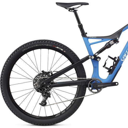 Specialized Stumpjumper FSR Comp Carbon 650b Disc Mountain Bike 2017