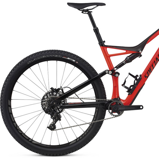 Specialized Stumpjumper FSR Expert Carbon 29 Disc Mountain Bike 2017