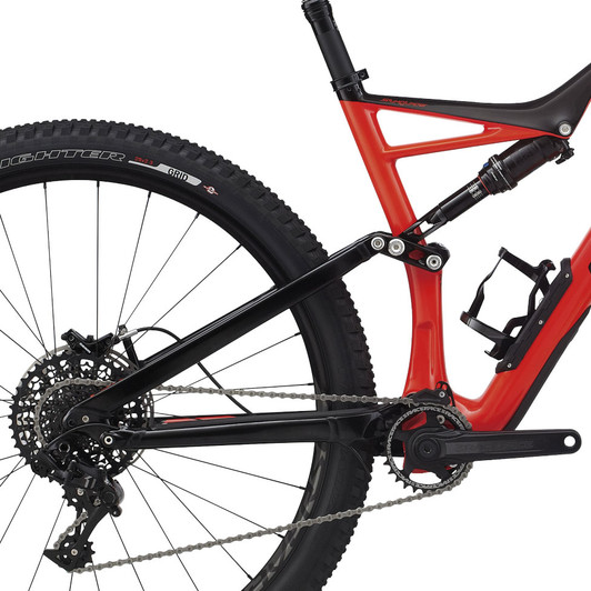 Specialized Stumpjumper FSR Expert Carbon 29 Disc Mountain Bike 2017 ...
