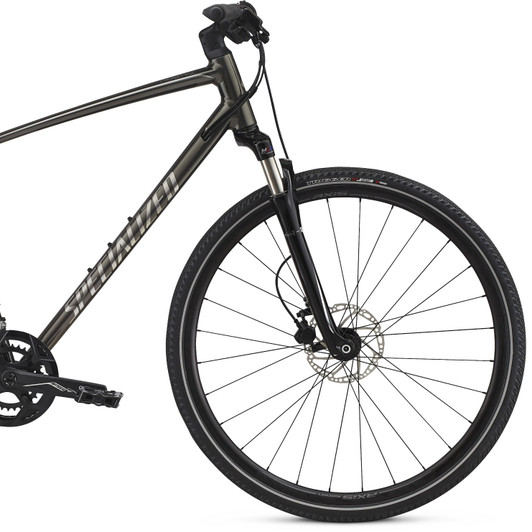 Specialized Crosstrail Elite Disc Hybrid Bike 2017