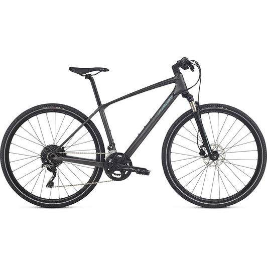Specialized Ariel Elite Carbon Disc Womens Hybrid Bike 2017