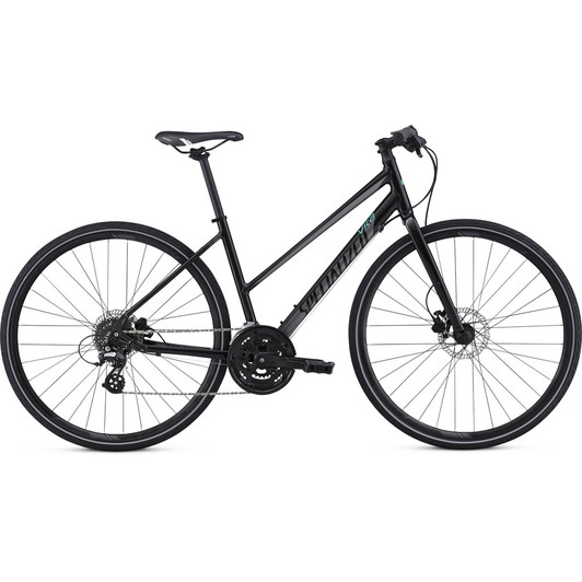 Specialized Vita Disc Step Through Womens Hybrid Bike 2017