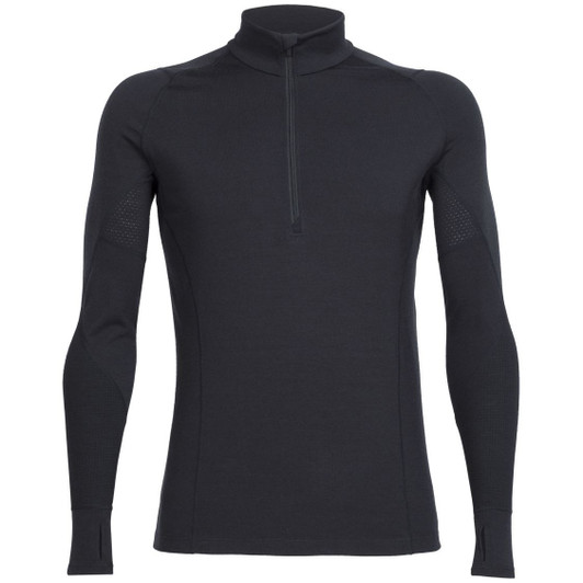 Icebreaker Zone Long Sleeve Half Zipped Base Layer